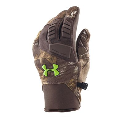 Under Armour Cold Gear Infrared Speed Freek Men's Gloves