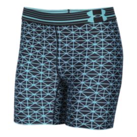 Under Armour HeatGear® Armour Techno All-Over Print 5 Inch Women's Shorts