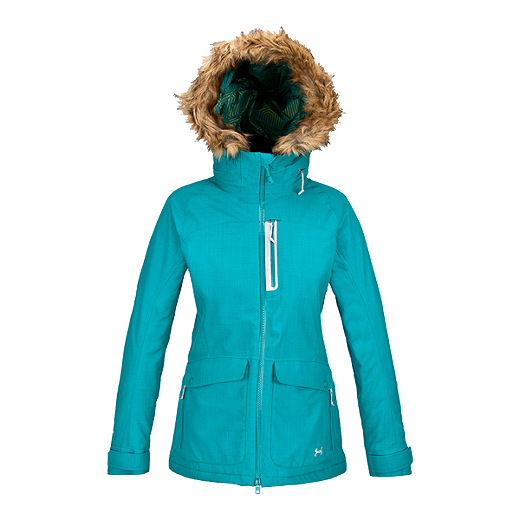 bede7631d Under Armour ColdGear® Infrared Vailer Women's Insulated Jacket ...