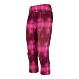 Under Armour HeatGear® Ink City All-Over Print Women's Capris