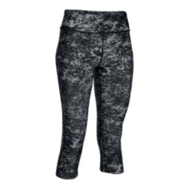 Under Armour HeatGear® Armour All-Over Print Women's Capris