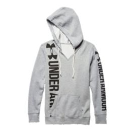 Under Armour Favourite Vertical Logo Women's Hoody
