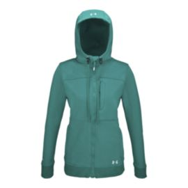 Under Armour ColdGear Infrared Dobson MagZip Women's Hooded Softshell