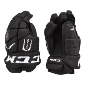 CCM Ultra Tacks Youth Hockey Glove