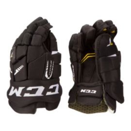 CCM 4052 Tacks Junior Hockey Gloves