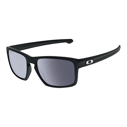 0c0d07ede3 Oakley Sliver Sunglasses - Matte Black with Grey Lenses | Sport Chek