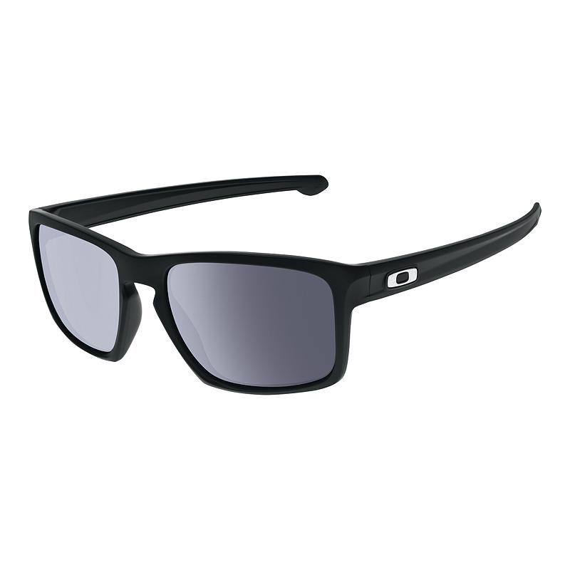 2b5891020b982 Oakley Sliver Sunglasses - Matte Black with Grey Lenses   Sport Chek