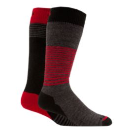 Firefly Stomp Men's Snow Socks-2 Pack