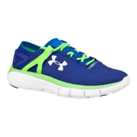 Under Armour SpeedForm Fortis Kids' Grade-School Running Shoes