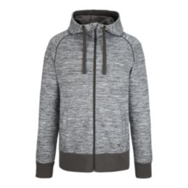 Diadora Bonded Two-Layer Men's Full Zip Hoodie