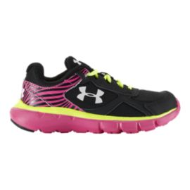 Under Armour Velocity Girls' Pre-School Running Shoes