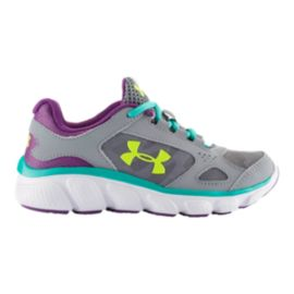 Under Armour Assert V Girls' Pre-School Running Shoes