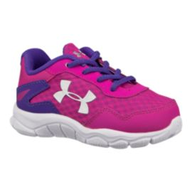 Under Armour Engage II Girls' Toddler Running Shoes