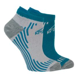 McKINLEY Trail Run Women's Low Cut Socks - 2-Pack