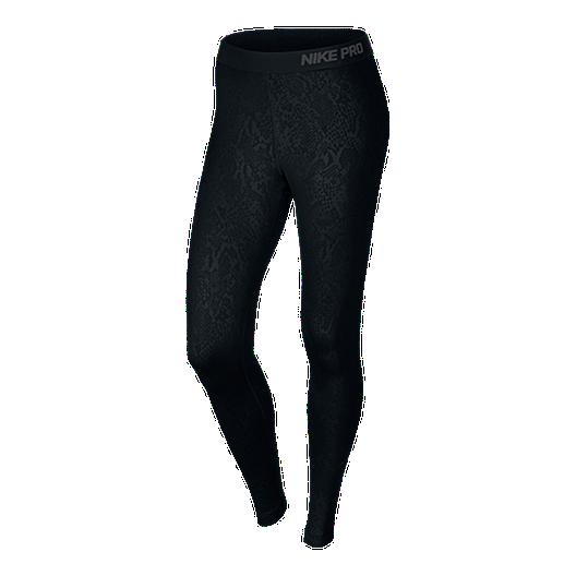 cb0e00be325fd1 Nike Pro Hyperwarm Emboss Vixen Women's Tight | Sport Chek
