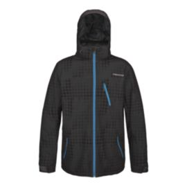 Firefly Slate Men's Softshell Jacket