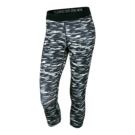 Nike Run All Over Print Relay Women's Crop Pants