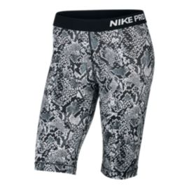 Nike Pro 11 Inch All Over Print Vixen Women's Shorts