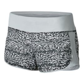 Nike Run Crew Print Women's Shorts