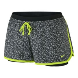 Nike Full Flex 2In1 Women's Petal Shorts