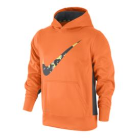 Nike KO 3.0 Swoosh Over The Head Kids' Hoodie