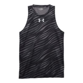 Under Armour Mace Printed Basketball Men's Tank