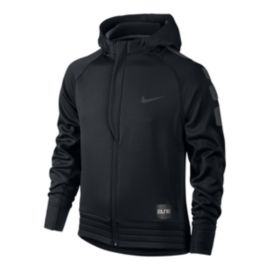 Nike Elite Stripe Kids' Full Zip Hoodie