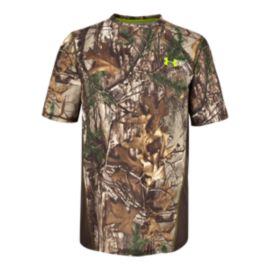Under Armour Scent Control Nutech Men's Short Sleeve Tee