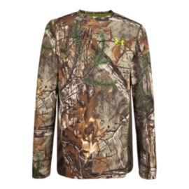 Under Armour Scent Control Nutech Men's Long Sleeve Tee