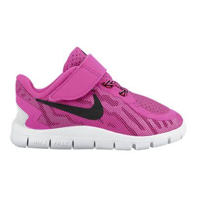 Toddler Pink Black Shoe Nike USA