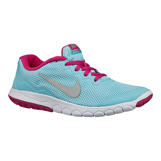 Nike Girls Running Nike Flex Experience 4 Girls' Grade School Performance Running Shoes