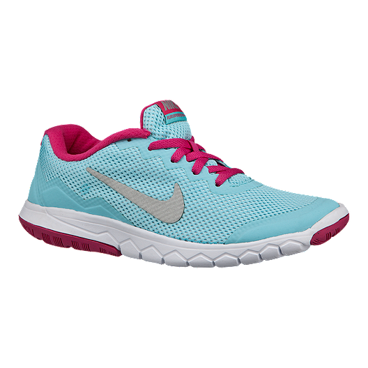 a5ba8ffe5703e Nike Flex Experience 4 Girls  Grade-School Running Shoes