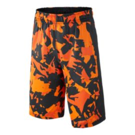 Nike Fly All Over Print Graphic Kids' Shorts