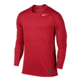 Nike Pro Cool Fitted Men's Long Sleeve Top