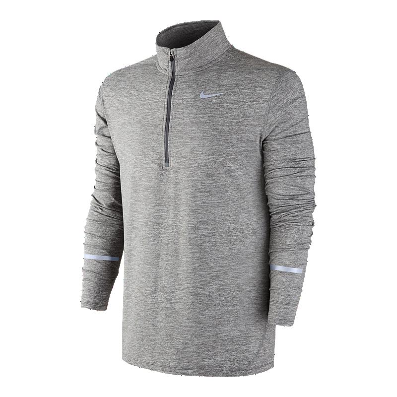 Nike Run Dri-FIT™ Element Half Zip Men s Reflective Long Sleeve Top ... c9d12f08f