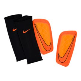 Nike Mercurial Lite Shinguard - Orange/Citrus