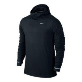 Nike Run Dri-FIT&trade&#x3b; Element Men's Pull Over Hoodie