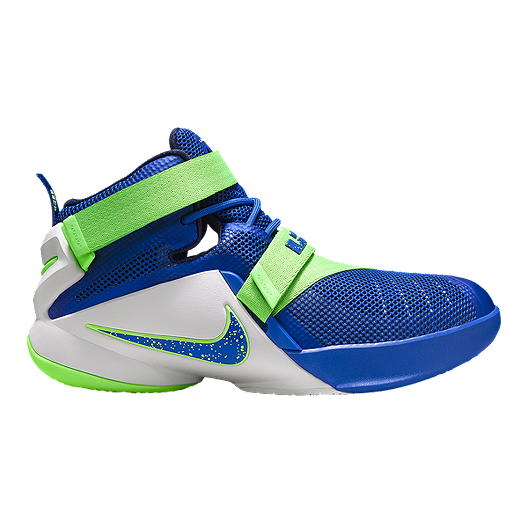 bb2d408148d Nike LeBron Soldier LX Grade-School Kids  Basketball Shoes