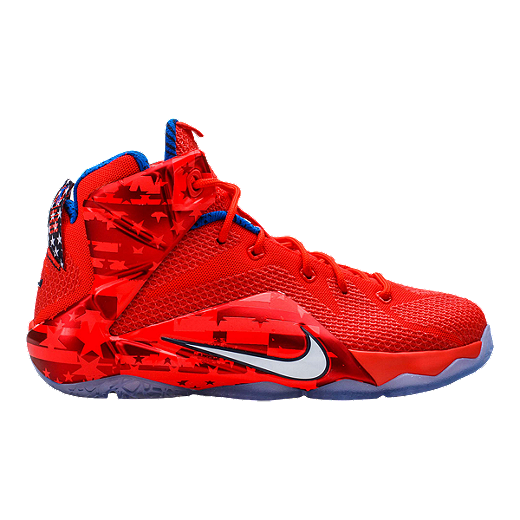 abbc6c1b7c9f5 ... low price nike lebron 12 grade school kids basketball shoes 7b637 54a4c