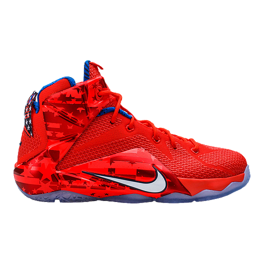 classic fit 46767 a5b8f Nike LeBron 12 Grade-School Kids  Basketball Shoes   Sport Chek