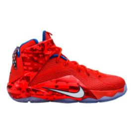 Nike LeBron 12 Grade-School Kids' Basketball Shoes