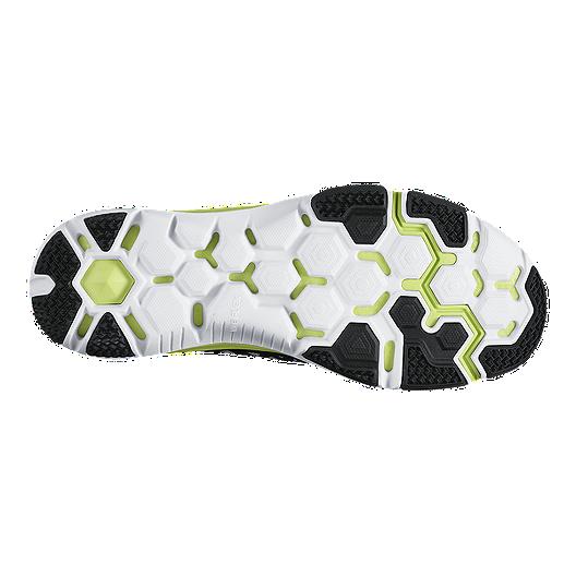 e92b80be86f7 Nike Men s Flex Supreme TR 4 Training Shoes - Black Volt Green White ...