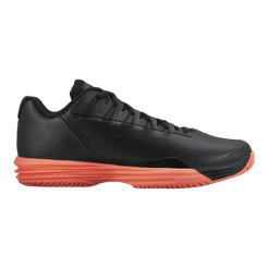 01a0e8792d36 Nike Men s Lunar Ballistec 1.5 Tennis Shoes - Black Orange