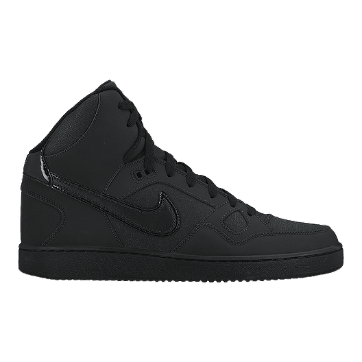 sale retailer a413e 4de16 Nike Men s Son of Force Mid Casual Shoes - Black   Sport Chek