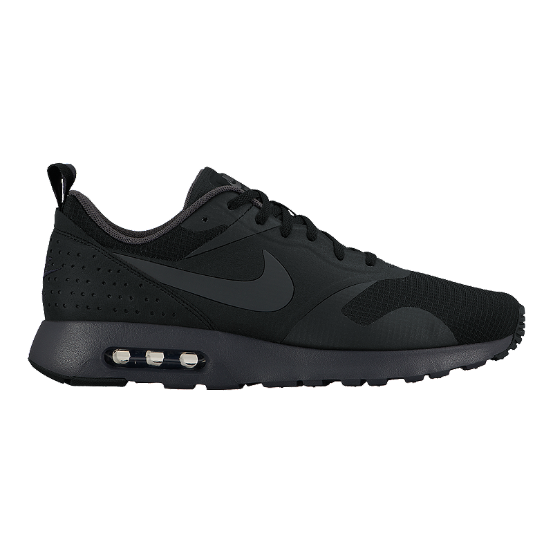 Nike Men s Air Max Tavas Shoes - Black  6e7bab5ce02