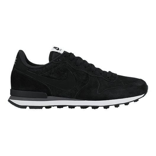 top quality super quality new design Nike Men's Internationalist Leather Casual Shoes - Black ...
