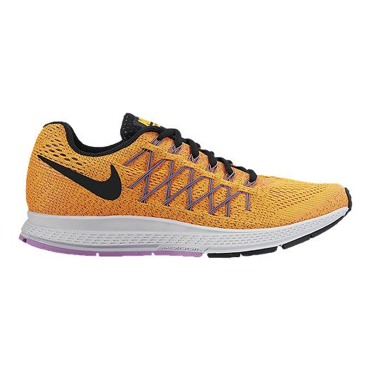 new style 8aa03 b332e Nike Women s Air Zoom Pegasus 32 Running Shoes - Orange Green Black   Sport  Chek