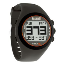 Bushnell NEO XS GPS Rangefinder Charcoal Watch