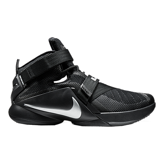cc3c23141ce8 Nike LeBron Soldier IX Men s Basketball Shoes