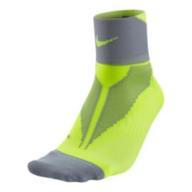 Nike Elite Run Men's Lightweight Quarter Socks